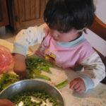 Cocinar: una actividad disparadora del conocimiento