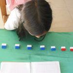 Matemáticas con legos: formas y volúmen