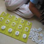 Seguimos aprendiendo las tablas de multiplicar…