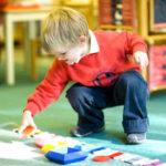 Programas de kinder, todas las áreas