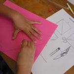 Cómo construir un molinete de viento