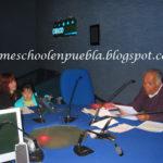 Hablamos de Homeschooling en radio