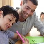 Los papás y el homeschooling