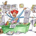 La casa, el homeschooling y tus proyectos: ¿Cómo me organizo?