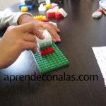 Cómo trabajar fracciones con legos