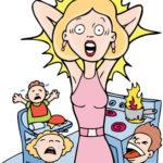 Homeschooling, casa, comida, ropa, tiempo libre: ¿cómo cumplir con todo?
